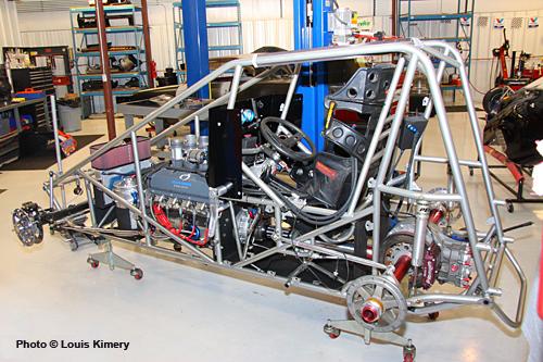 Phoenix midget race cars and equipment shit that